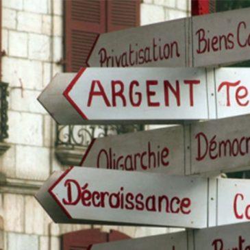 06/11/2016 – Projection-Débat du film «L'urgence de ralentir»