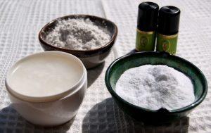 atelier cosmétique - déodorant maison