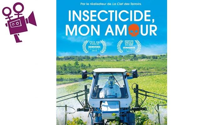 26/03/2017 – Projection débat – «Insecticide mon amour»