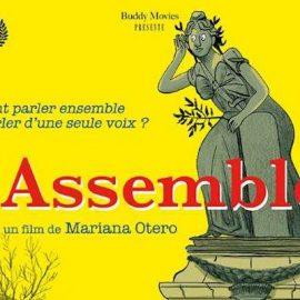 Projection débat «L'Assemblée» Mardi 10 Octobre à 20h30 (Imagin'Cinémas de Gaillac)