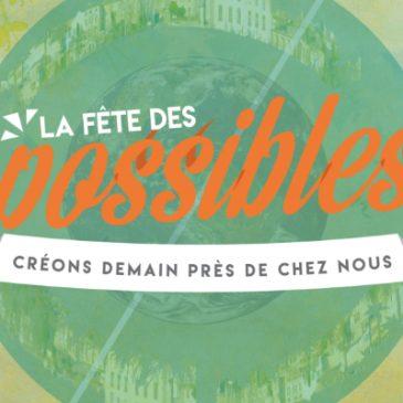 Fête des Possibles – 22 septembre 2018 à Couffoulleux