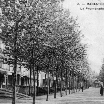 Étude du potentiel de transition des communes de Rabastens et Couffouleux